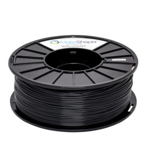 black abs filament, black abs, black abs 1.75 filament, black abs 1kg, black abs 2.85 filament