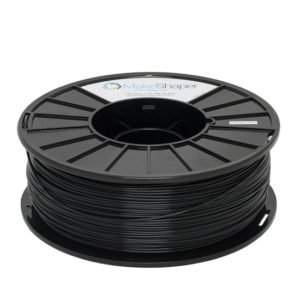 black pla 1kg, black pla, black pla filament, 1.75mm black pla, 1.75 black pla