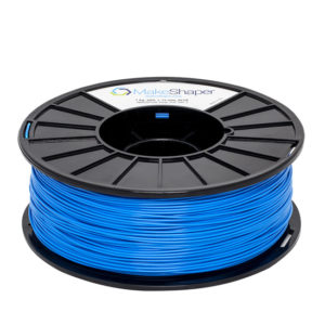 Blue ABS Filament, 1.75mm filament spool