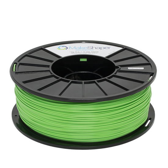 green pla 1kg, green pla filament