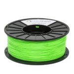 neon green abs 1kg, neon green abs, neon green abs filament, abs 1.75mm filament