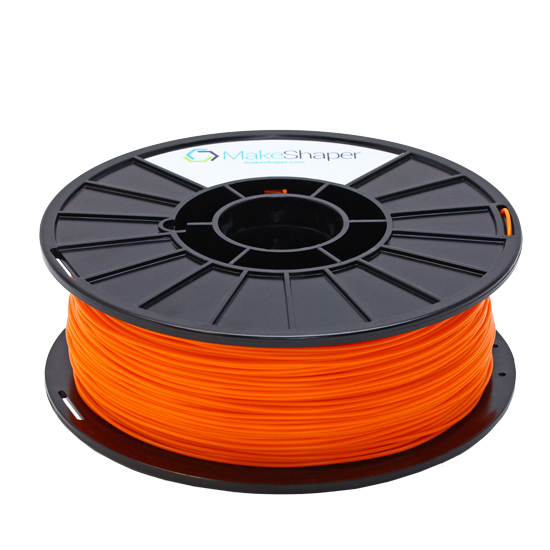 orange petg filament, orange petg, orange petg 1.75 filament, orange petg 1kg