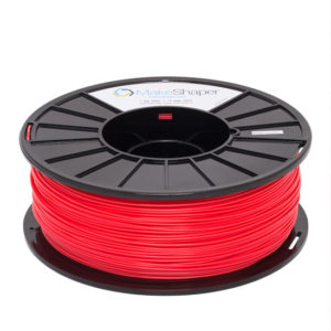 red abs filament, red abs, red abs 1.75 filament, red abs 1kg, red abs 2.85 filament