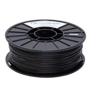 Black TPU 1KG 2.85mm, flexible tpu filament, 2.85mm flexible filament