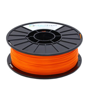 orange pla pha filament, orange pla pha, orange pla pha 1.75 filament, orange pla pha 1kg