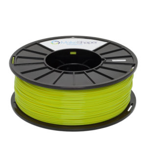 makeshaper green abs filament, makeshaper green abs, makeshaper green abs 1.75 filament, makeshaper green abs 1kg, makeshaper green abs 2.85 filament