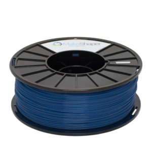 makeshaper navy abs filament, makeshaper navy abs, makeshaper navy abs 1.75 filament, makeshaper navy 1kg, makeshaper navy abs 2.85 filament