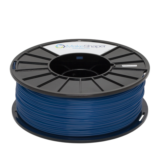 makeshaper navy pla, makeshaper navy pla filament, makeshaper navy pla 1.75 filament, makeshaper navy pla 2.85 filament