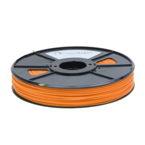 neonorange pla for makerbot, pla filament for makerbot