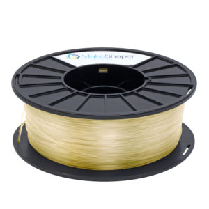 natural pva 1kg, natural pva filament, natural pva, natural pva 1.75 filament, polyvinyl acetate, water soluble filament