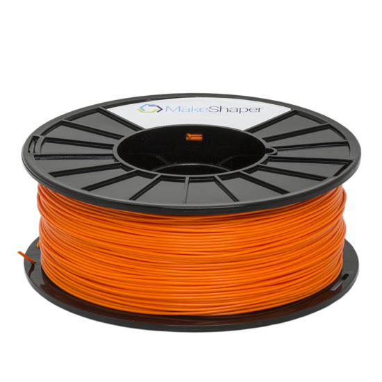 orange tpu filament, orange tpu, orange tpu 1.75 filament, orange tpu 1kg