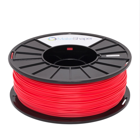 red tpu filament, red tpu, red tpu 1.75 filament, red tpu 1kg