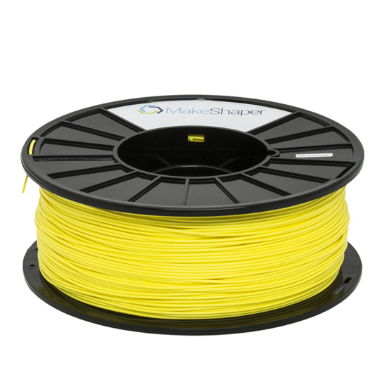yellow tpu filament, yellow tpu, yellow tpu 1.75 filament, yellow tpu 1kg