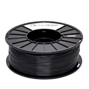 black semi flexible tpu filament, black semi flexible tpu, black semi flexible filament
