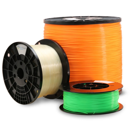 bulk filament, Large spools, where to buy 3d printer filament, 3d printing wholesale