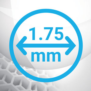 Semi-Flexible TPU 1.75mm