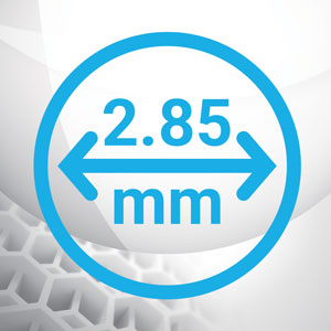 Semi-Flexible TPU 2.85mm