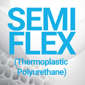 Semi-Flexible TPU Filament